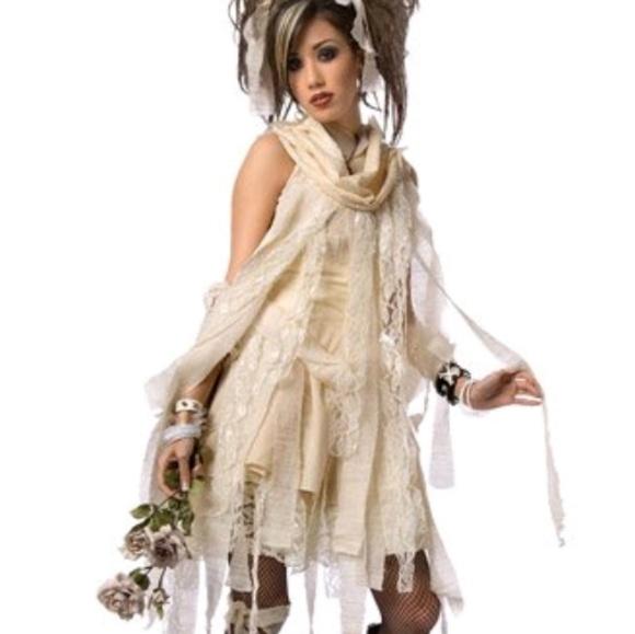 Other - Gothic Mummy Costume xs 2/4